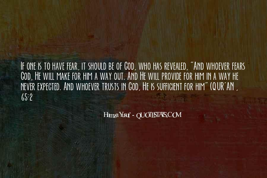 God Is Sufficient Quotes #597937