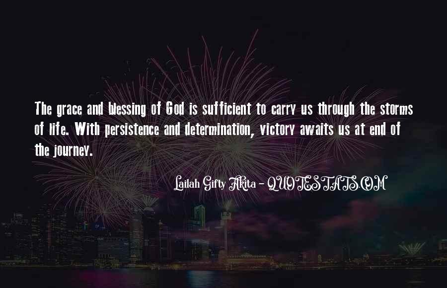 God Is Sufficient Quotes #890201