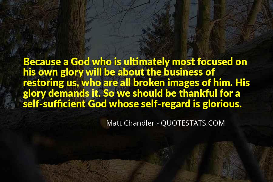God Is Sufficient Quotes #959076