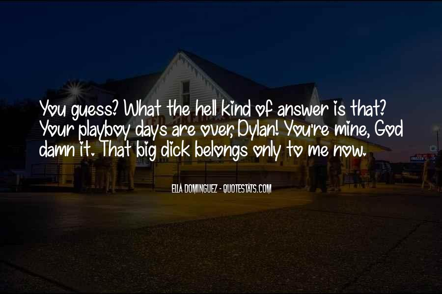 God Is The Answer Quotes #463881