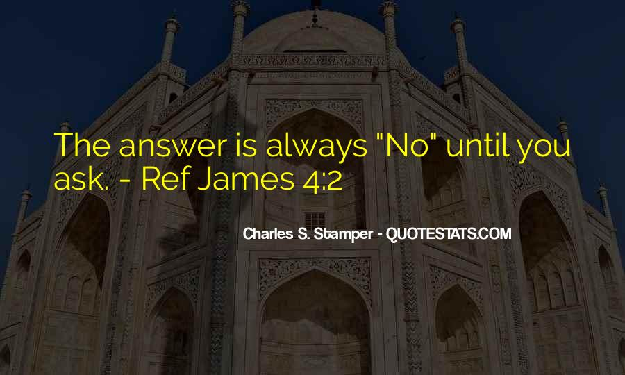 God Is The Answer Quotes #521108