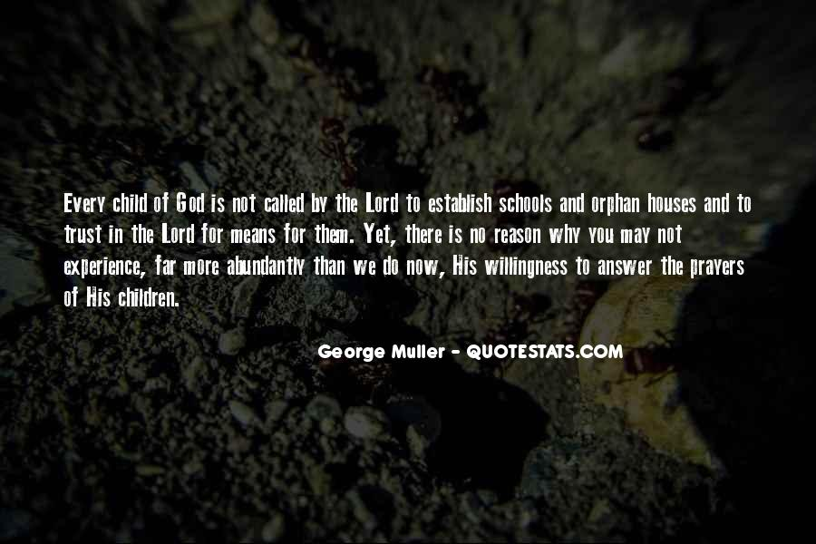 God Is The Answer Quotes #734885