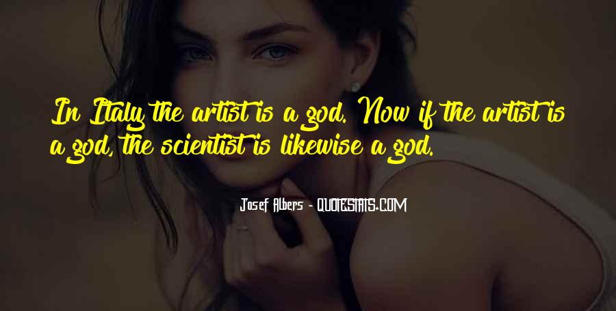 God Is The Artist Quotes #1140679