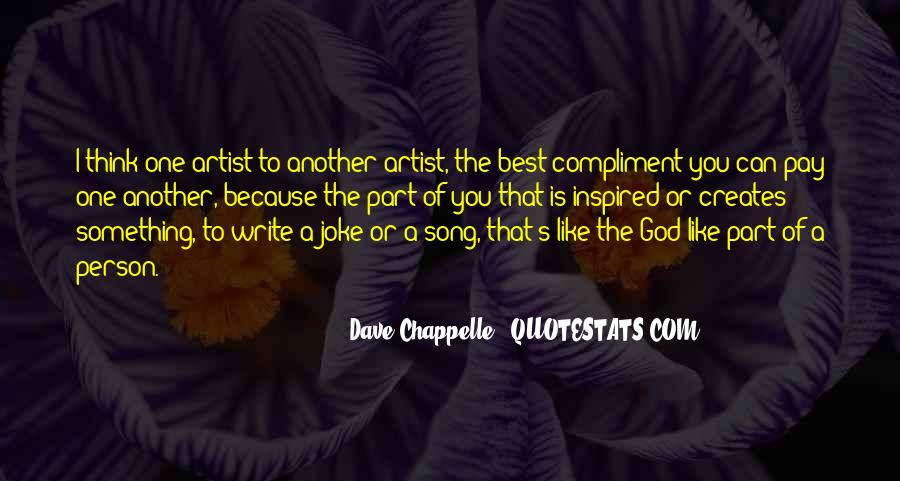 God Is The Artist Quotes #268419