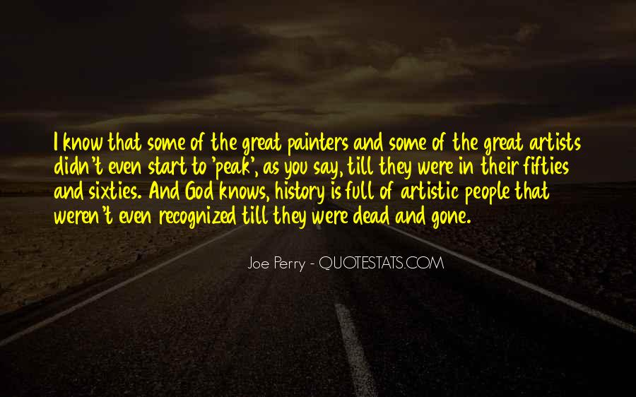 God Is The Artist Quotes #963915