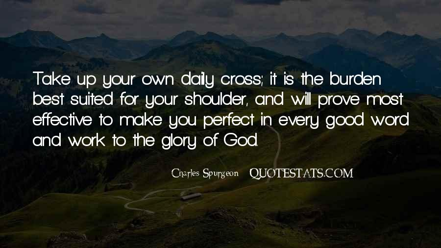 God Is The Best Quotes #105964