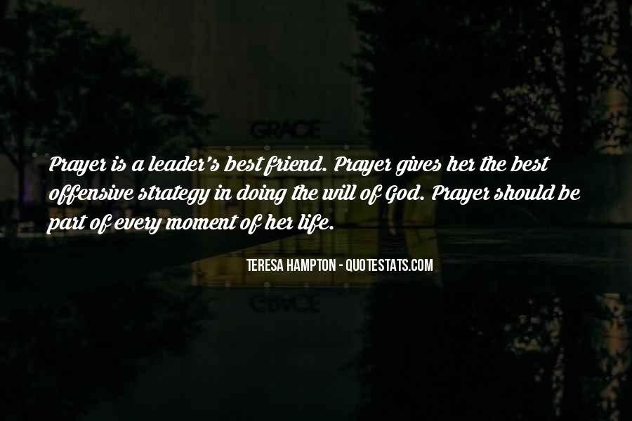 God Is The Best Quotes #125010