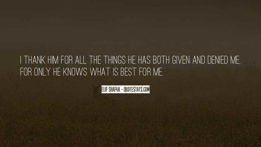 God Is The Best Quotes #128188