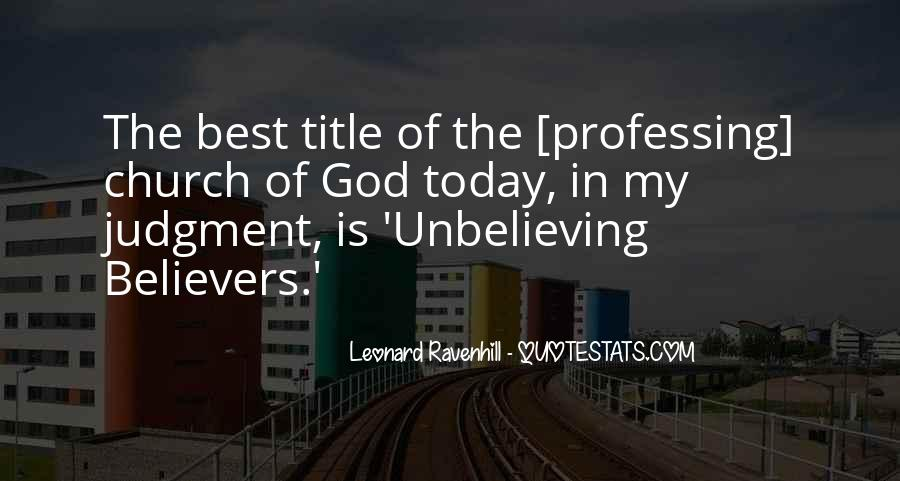 God Is The Best Quotes #275498