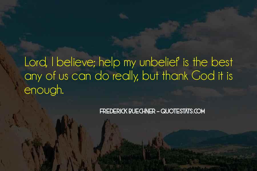 God Is The Best Quotes #275711