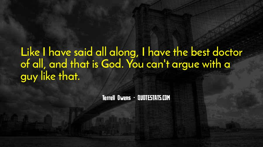 God Is The Best Quotes #291755