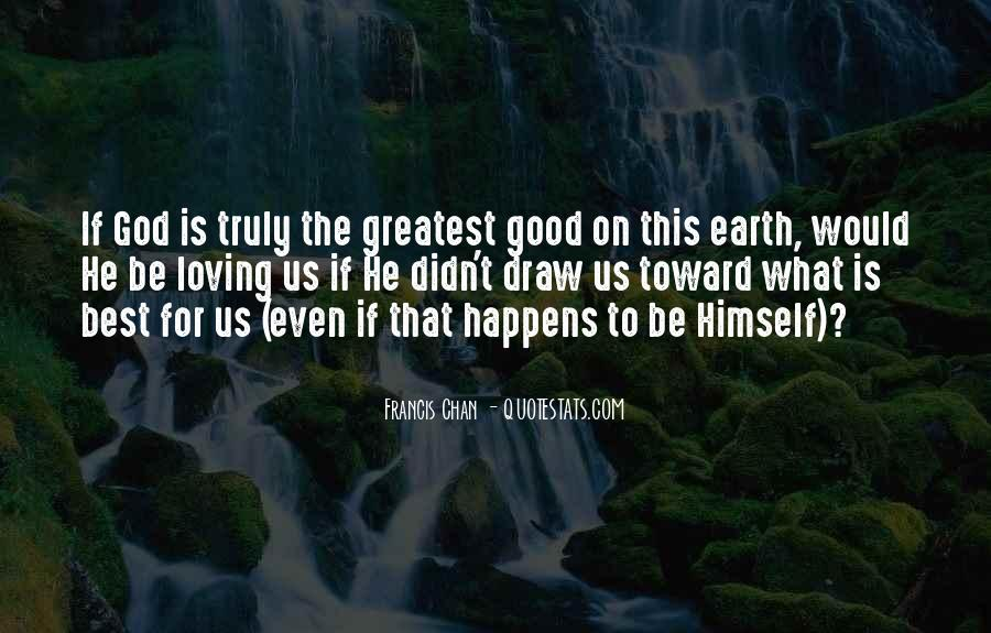 God Is The Best Quotes #295660