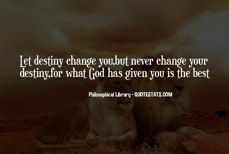 God Is The Best Quotes #41960