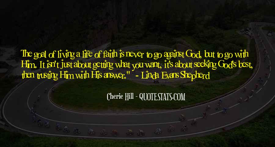 God Is The Best Quotes #47113