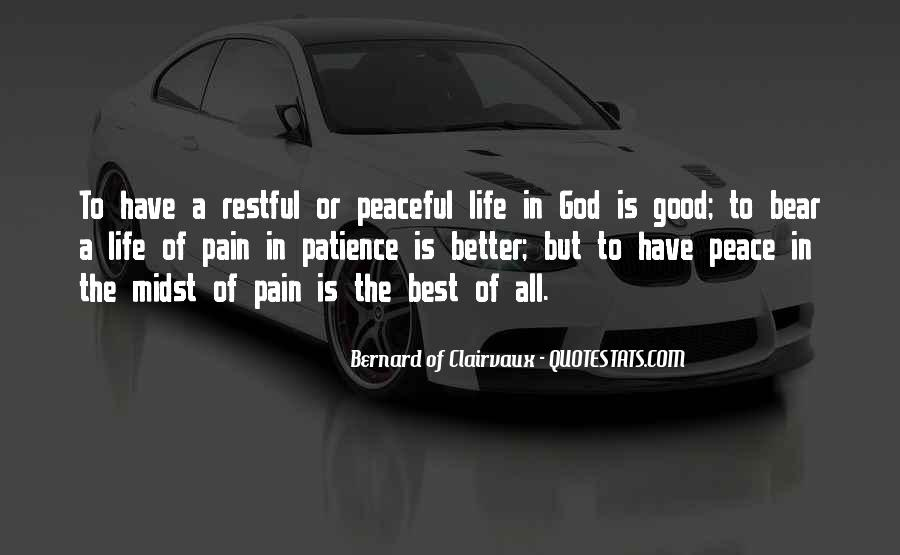 God Is The Best Quotes #5066