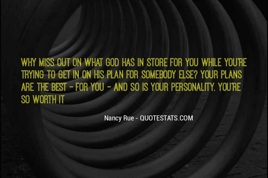 God Is The Best Quotes #79909