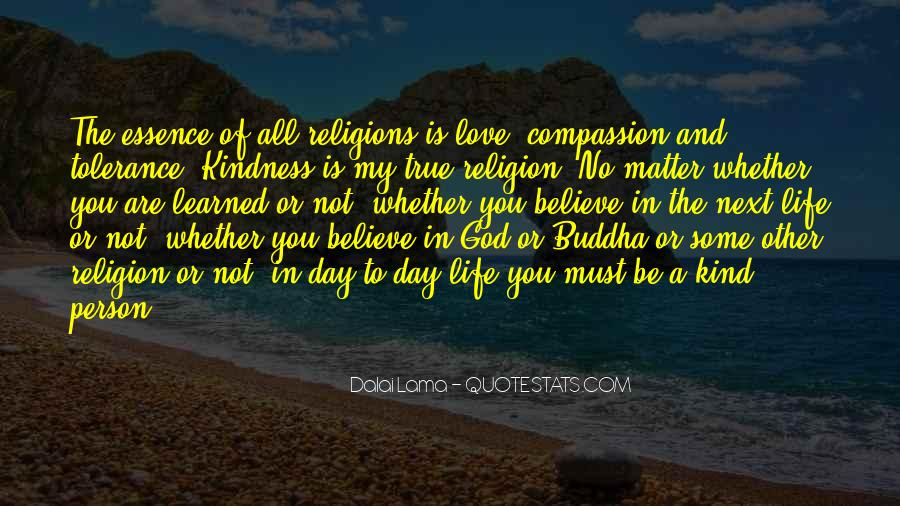 God Is The Love Of My Life Quotes #376145