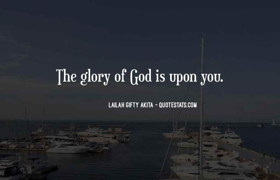 God Is The Strength Quotes #380426