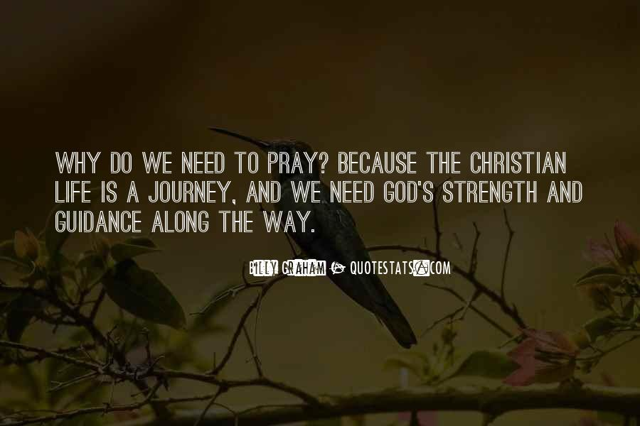 God Is The Strength Quotes #560082