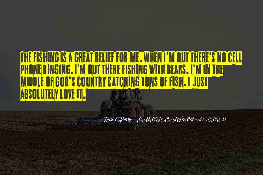 God Is There For Me Quotes #1185198