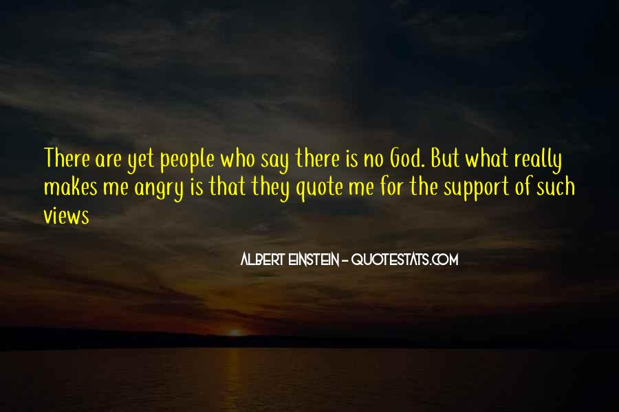 God Is There For Me Quotes #618082
