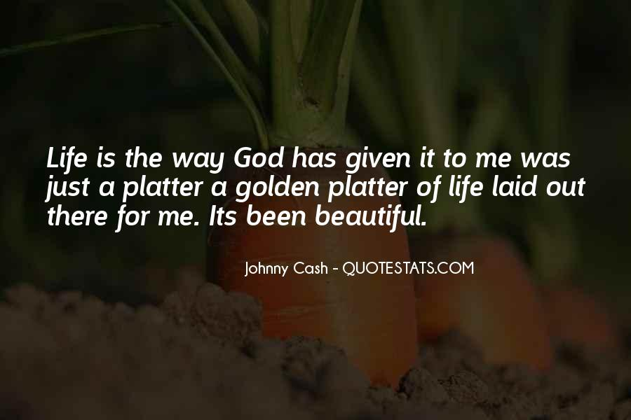 God Is There For Me Quotes #674341