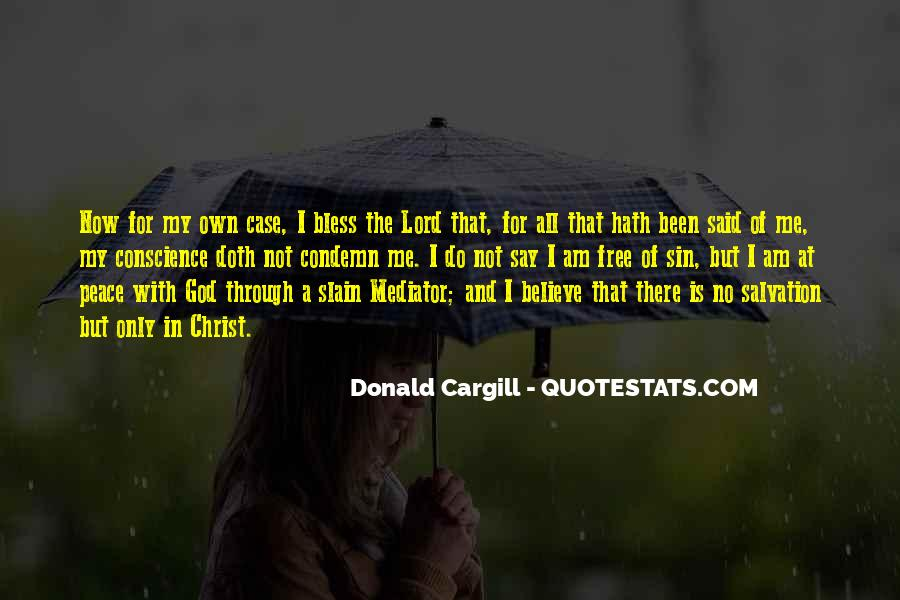 God Is There For Me Quotes #882324