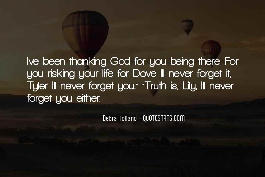 God Is There For You Quotes #591351