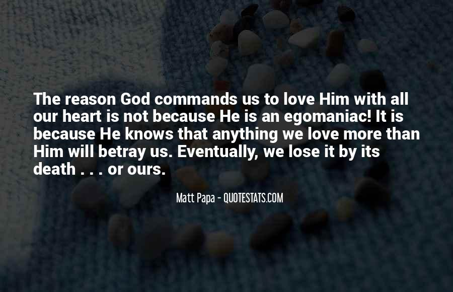 God Knows The Best For Us Quotes #2102