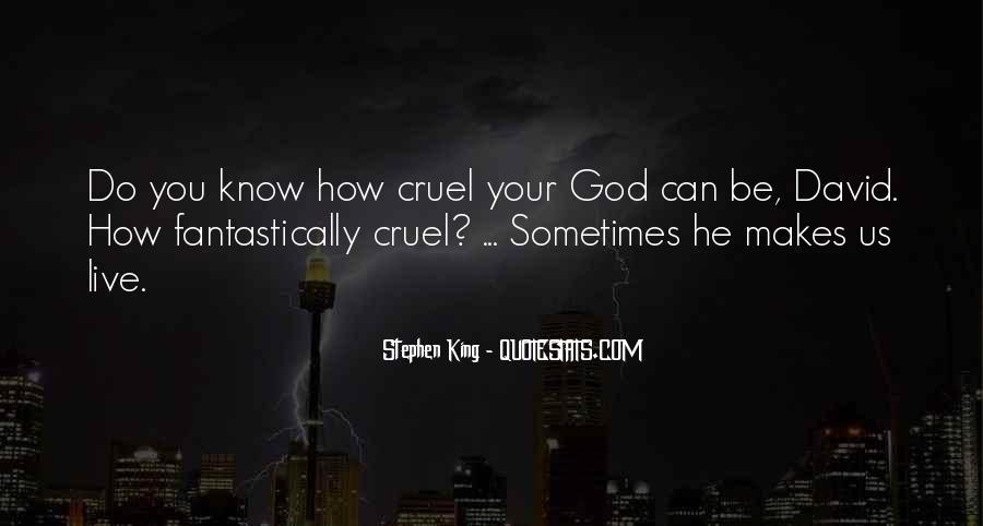 God Knows The Best For Us Quotes #23574