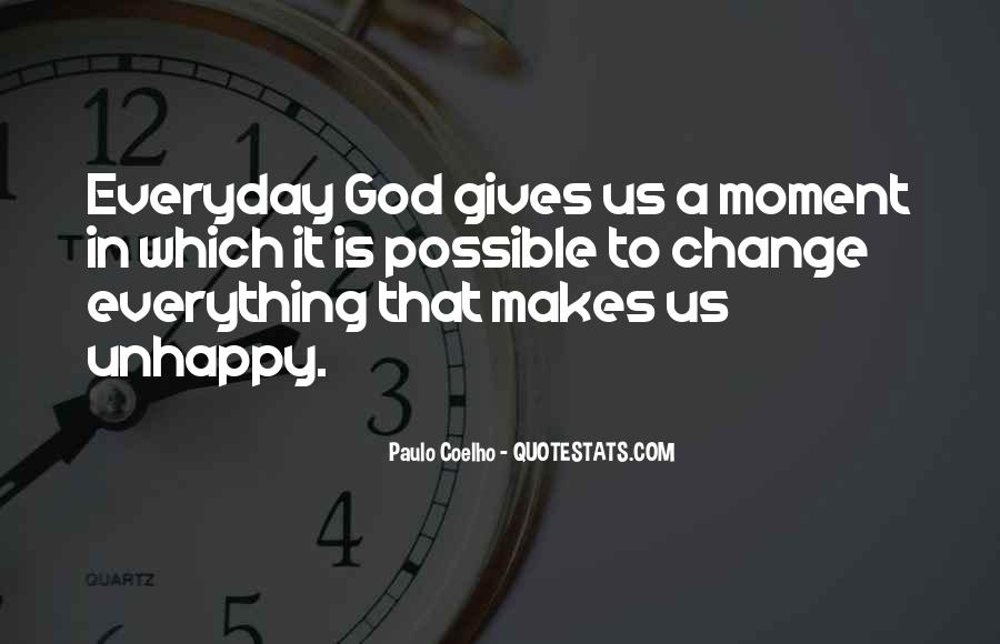 God Makes All Things Possible Quotes #1534283