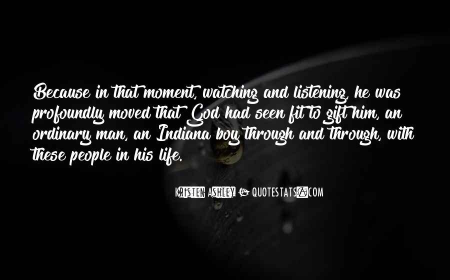 God Man Quotes #11523