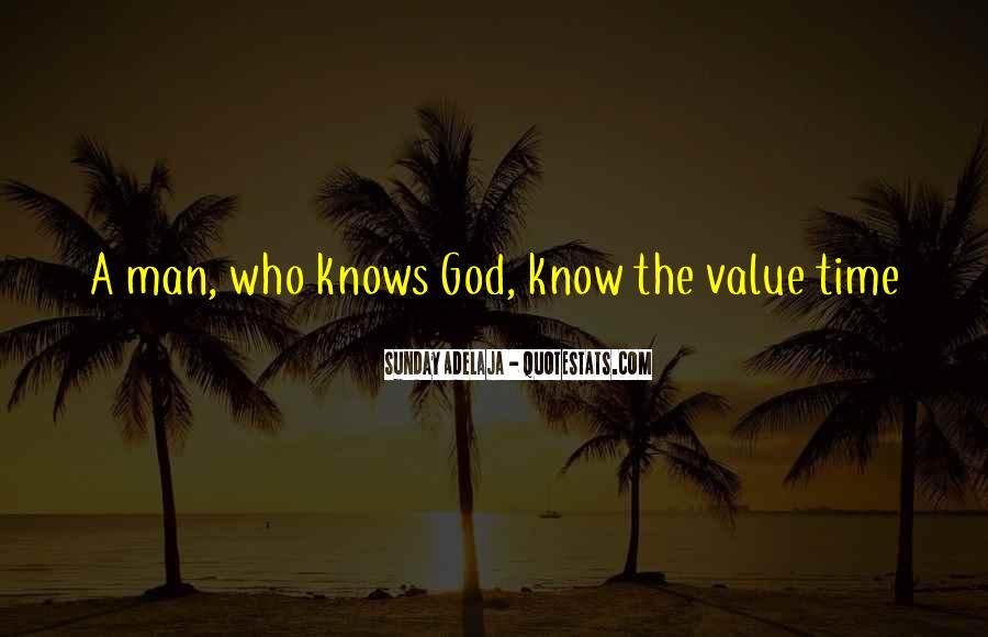 God Man Quotes #12238