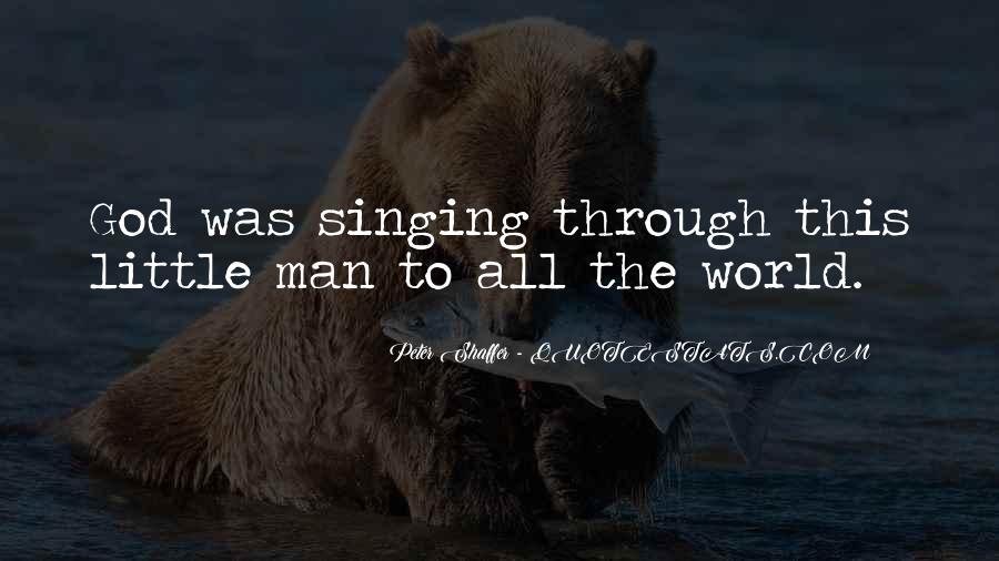 God Man Quotes #12647