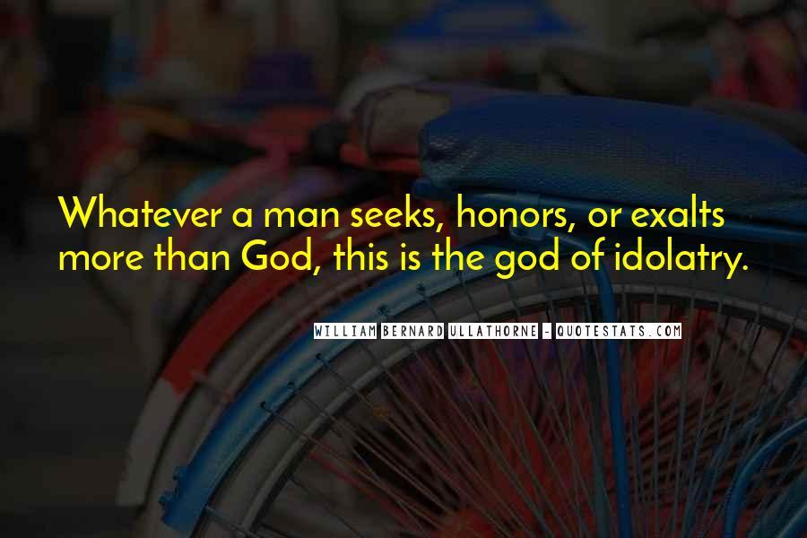 God Man Quotes #14604