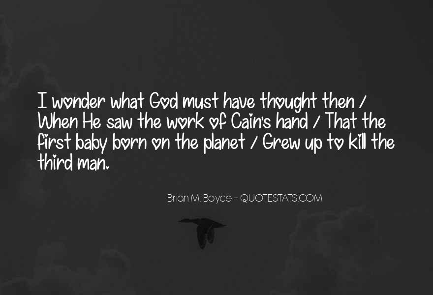 God Man Quotes #15873