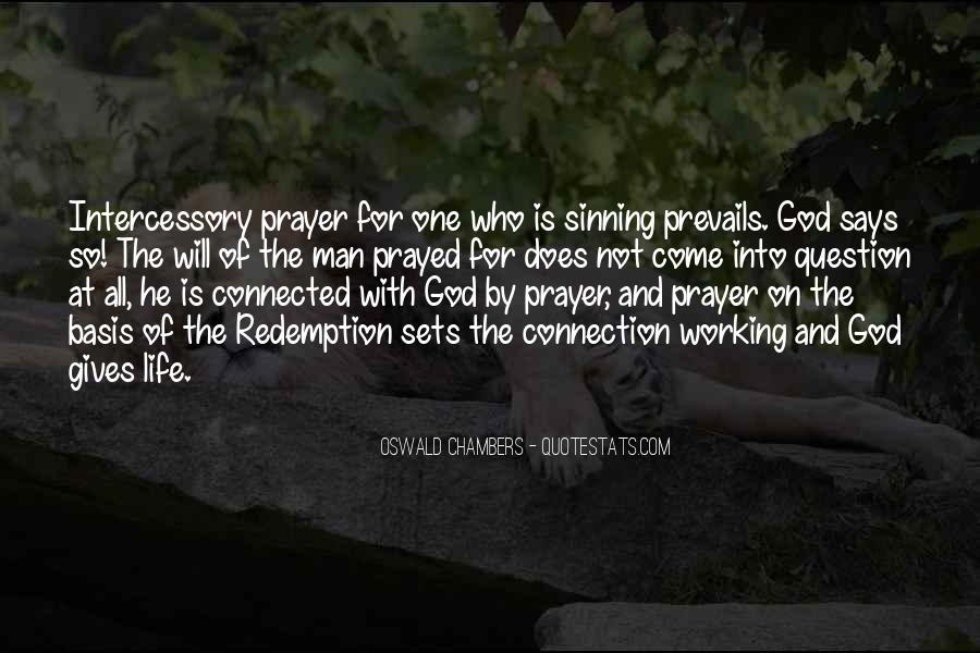 God Man Quotes #16439