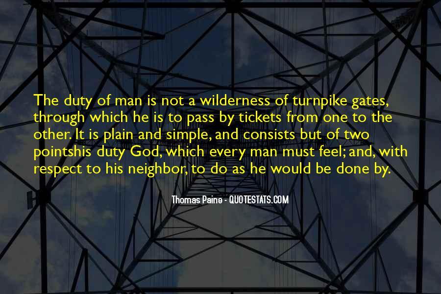 God Man Quotes #16986
