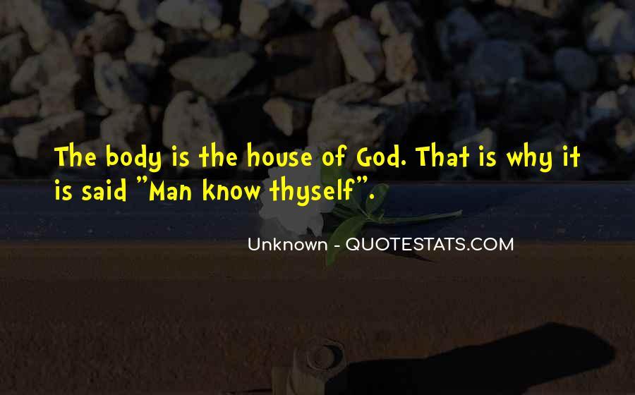 God Man Quotes #17264