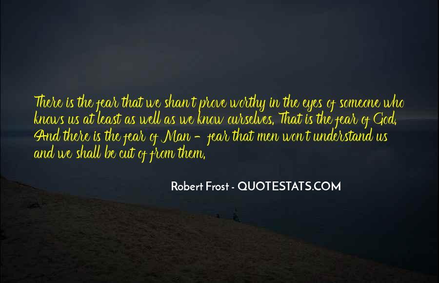 God Man Quotes #17384