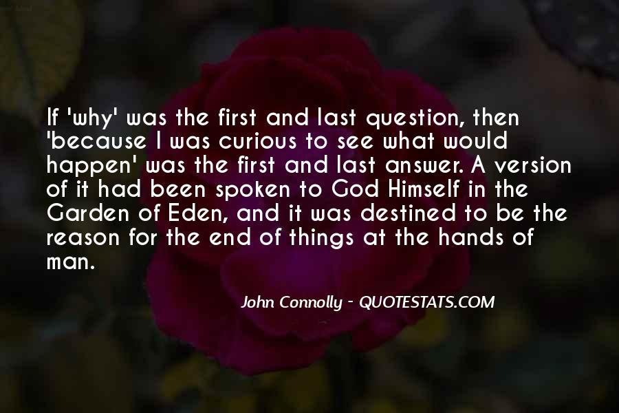 God Man Quotes #18043