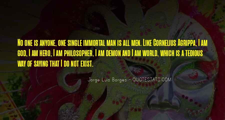 God Man Quotes #20484