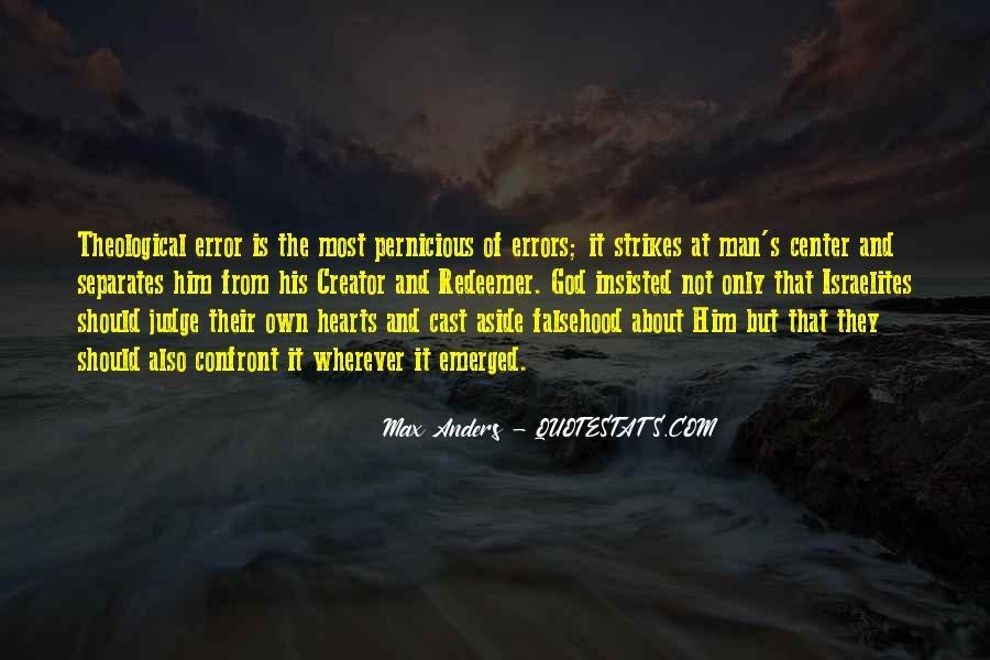 God Man Quotes #22998
