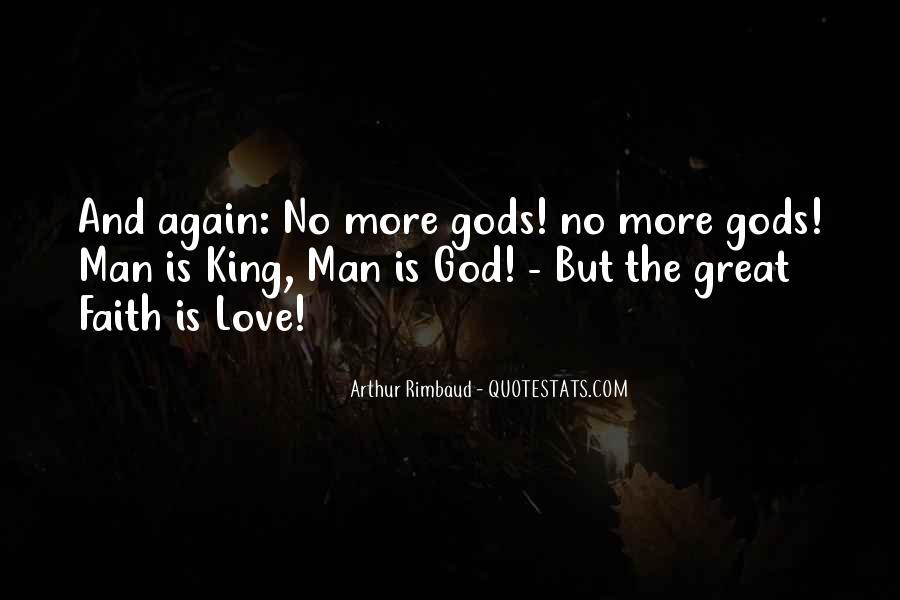God Man Quotes #24617
