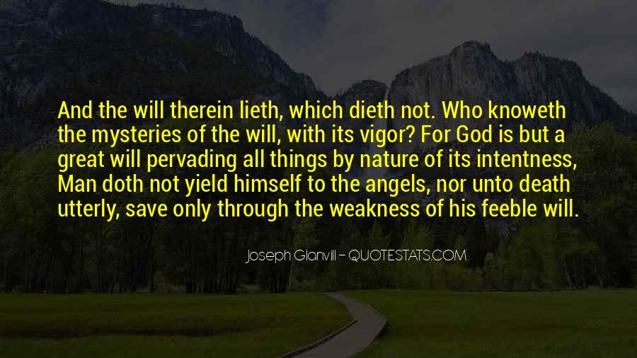 God Man Quotes #26762