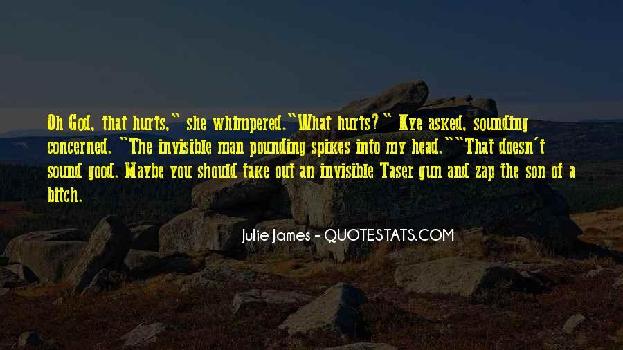 God Man Quotes #27804