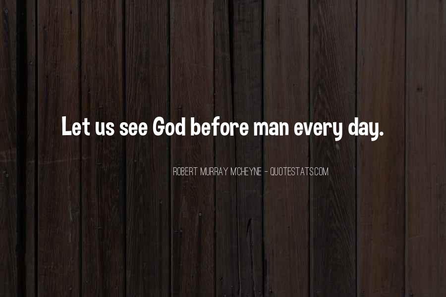 God Man Quotes #29267