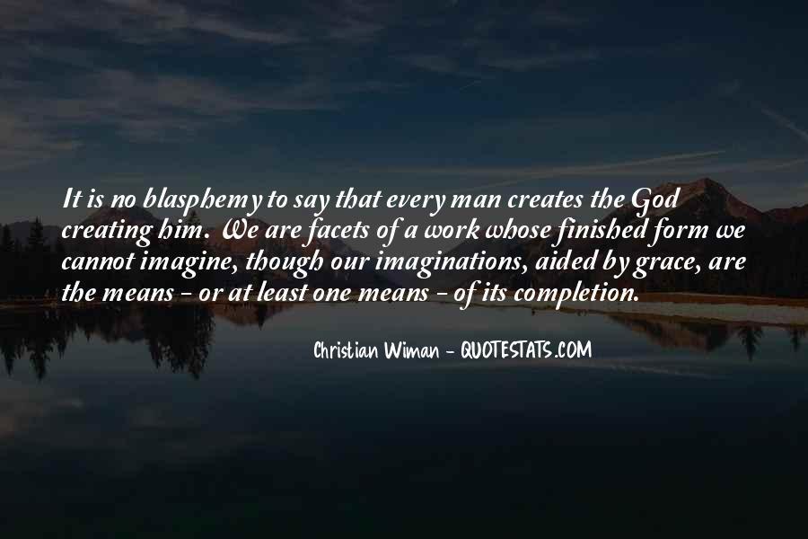 God Man Quotes #30687