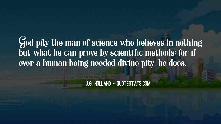 God Man Quotes #32181