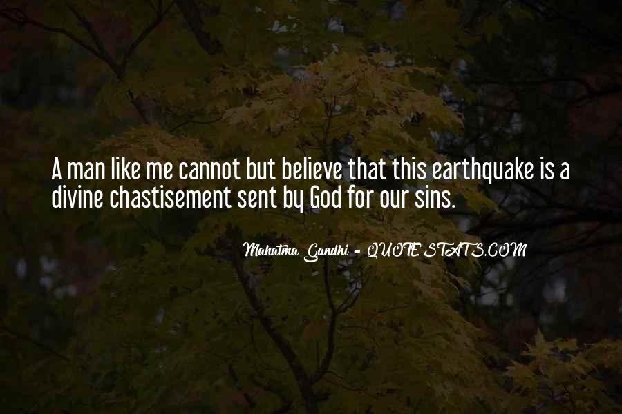 God Man Quotes #32403